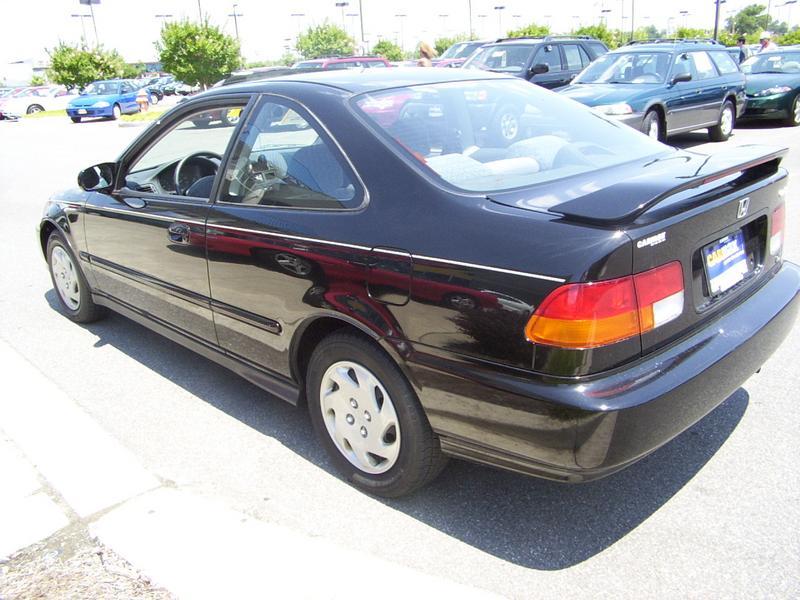 1996 Honda Civic EX Coupe, 89k miles, $8998